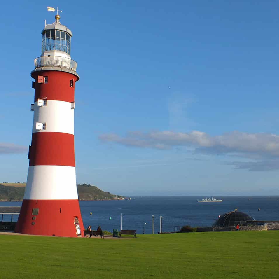 Best of Devon Tour Lighthouse